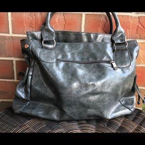 SACHI Bags - Gray purse